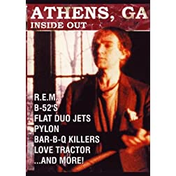 Ahtens, GA: Inside Out