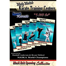 Marty Martins Sport Karate Black Belt Sparring Collection