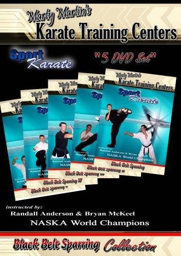 Marty Martins Sport Karate Black Belt Sparring Collection