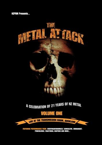The Metal Attack Volume One