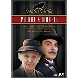 Agatha Christie: Poirot & Marple Crime Anthology Collection