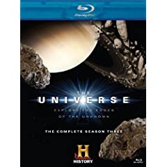 The Universe: The Complete Season Three [Blu-ray]
