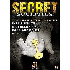 SECRET SOCIETIES (DVD MOVIE)