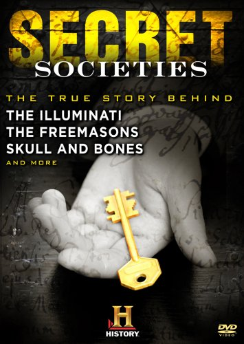 SECRET SOCIETIES (DVD MOVIE)