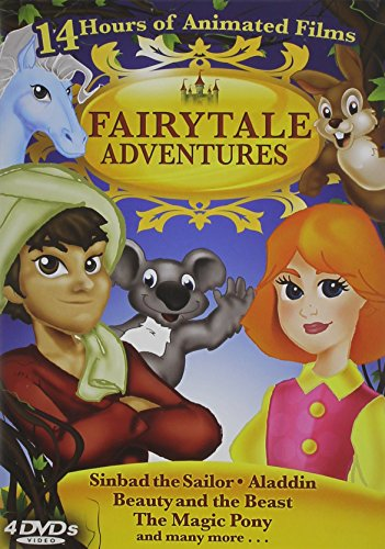 Fairy Tale Adventures (4pc)