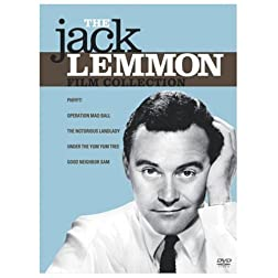 The Jack Lemmon Film Collection (Phffft! / Operation Mad Ball / The Notorious Landlady / Under the Yum Yum Tree / Good Neighbor Sam)