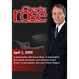 Charlie Rose (April 1, 2009)