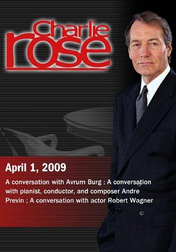 Charlie Rose (April 1, 2009)
