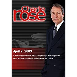 Charlie Rose (April 2, 2009)