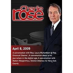 Charlie Rose (April 8, 2009)