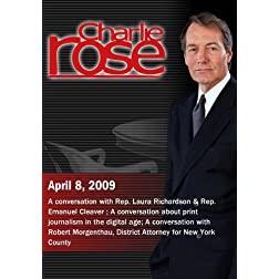 Charlie Rose (April 8, 2009)