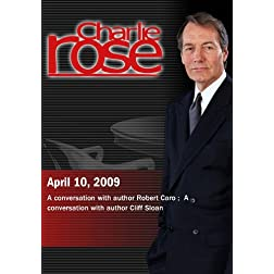 Charlie Rose (April 10, 2009)