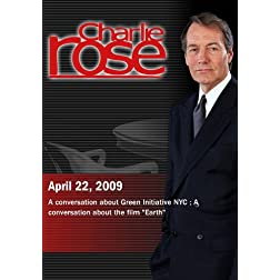 Charlie Rose (April 22, 2009)