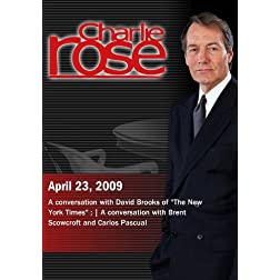 Charlie Rose (April 23, 2009)