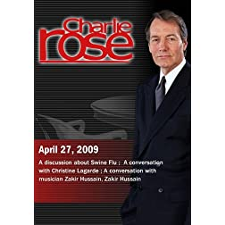Charlie Rose (April 27, 2009)