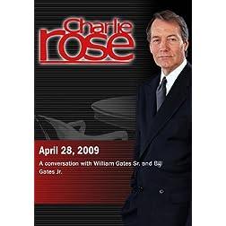 Charlie Rose (April 28, 2009)