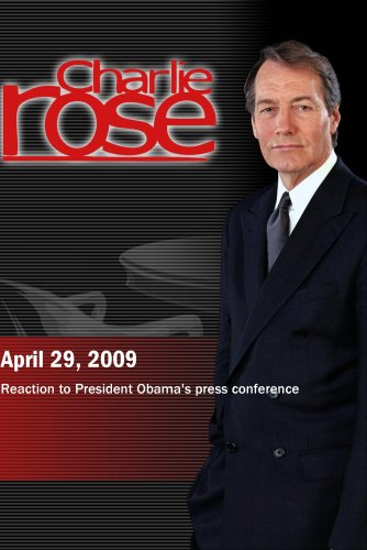 Charlie Rose (April 29, 2009)