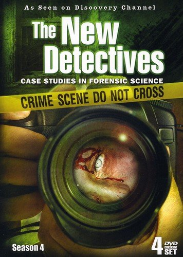 THE NEW DETECTIVES - Season 4 - AS SEEN ON DISCOVERY CHANNEL!