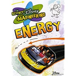 The Science of Disney Imagineering: Energy Classroom Edition [Interactive DVD]