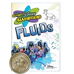 The Science of Disney Imagineering: Fluids Classroom Edition [Interactive DVD]