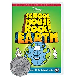 Schoolhouse Rock: Earth Classroom Edition [Interactive DVD]