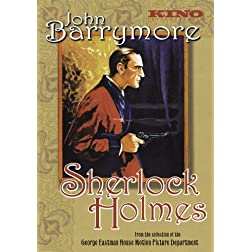 Sherlock Holmes (1922) (Silent)