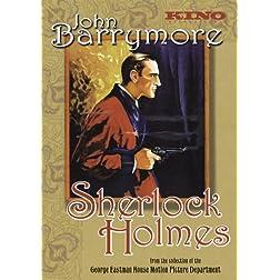 Sherlock Holmes (1922) (Silent)