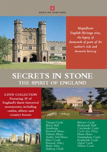 Secrets in Stone The Spirit of England