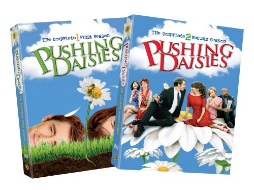 Pushing Daisies: The Complete First and Second Seasons