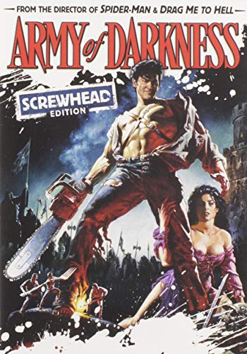 Army of Darkness Screwhead Edition