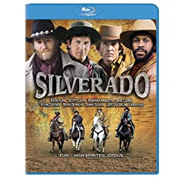 Silverado [Blu-ray]