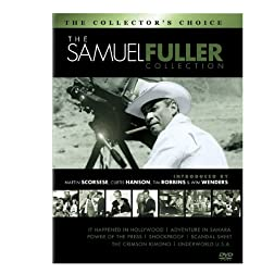 The Sam Fuller Film Collection