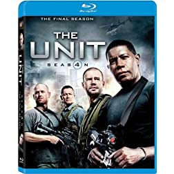 The Unit: Season Four [Blu-ray]
