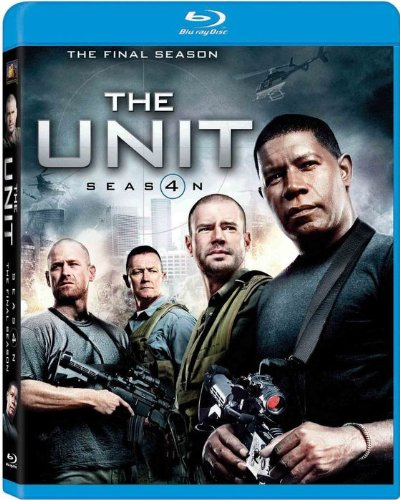 The Unit: Season Four [Blu-ray]