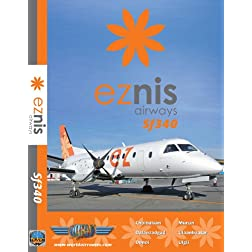 Eznis Airways Saab 340