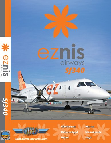 Eznis Airways Saab 340