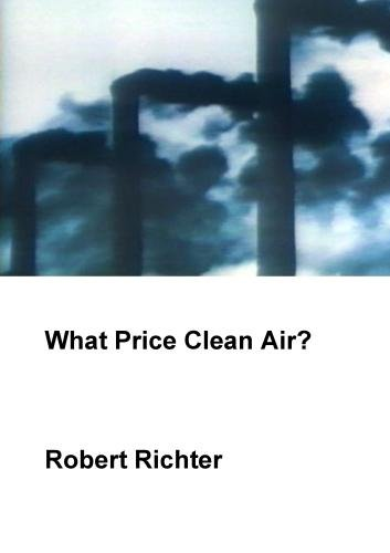 What Price Clean Air? (Institutional: HS/Libraries/Community Groups)