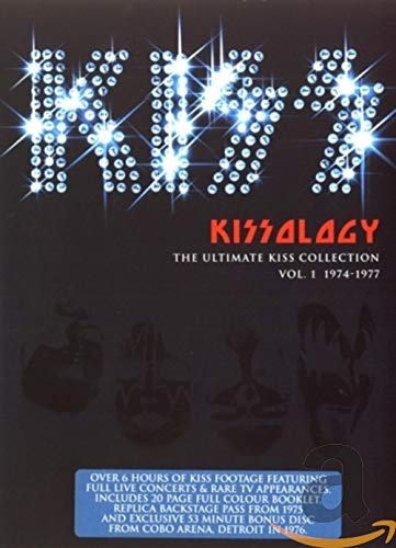 Vol. 1 - Kissology 1974-77