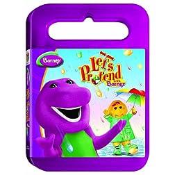 Barney: Let's Pretend