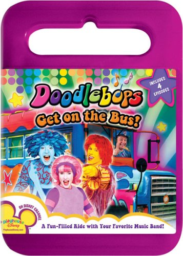 Doodlebops: Get on the Bus