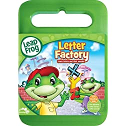 LeapFrog: Letter Factory (Kids Pack)