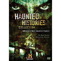 Haunted Histories Collection: Volume 4 DVD SET
