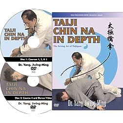 Taiji Chin Na (YMAA Tai Chi) 2 DVD set