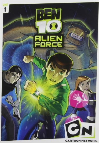 Ben 10 Alien Force: Season One, Vols. 1-3