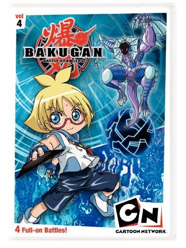 Bakugan, Vol. 4: Heroes Rise