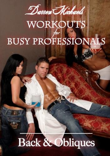 Darren Michaels Workouts for Busy Professionals: Abs