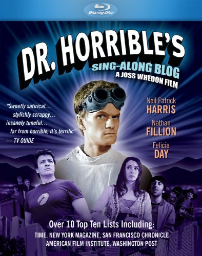 Dr. Horrible's Sing-Along Blog [Blu-ray]