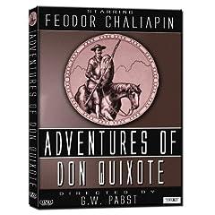The Adventures of Don Quixote (Enhanced) 1933