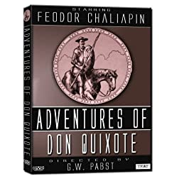 The Adventures of Don Quixote (Enhanced) 1933