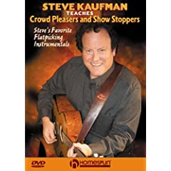 Steve Kaufman Teaches Crowd Pleasers and Show Stoppers